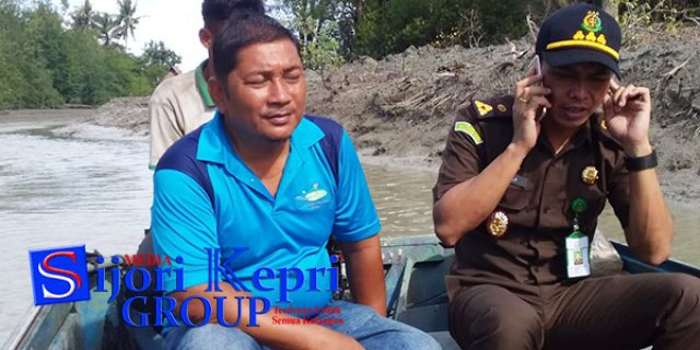 "TP4D Dampingi Monitoring ""NORMALISASI SUNGAI SERANGGUNG"""