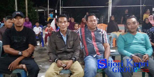 "Tim Pemenangan Kades Pesisir Timur Terpilih ""GELAR ACARA SYUKURAN"""