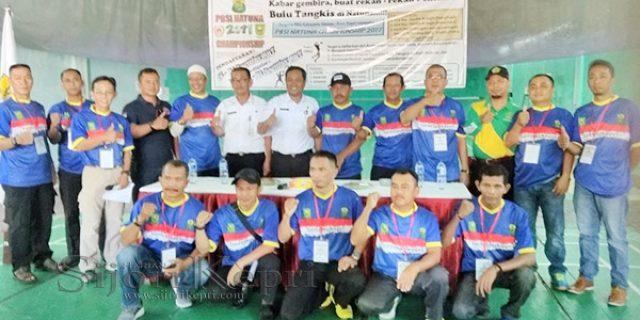"Saksikan Tournament Bulu Tangkis ""PBSI NATUNA CHAMPIONSHIP 2017"""