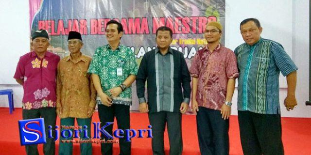 "Teater Tradisi Langlang Buana ""HAMPIR PUNAH di NATUNA"""
