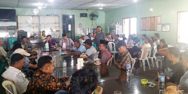"""Pelaut Tanjung Uban """"TAGIH JANJI NURDIN BASIRUN"""""""