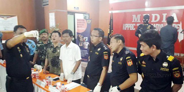 Penumpang Ferry MV Ceria Indomas Kedapatan Bawa Sabu