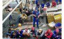 Kapal Patroli Baladewa 8002 Polda Kepri Amankan Dua Unit KIA