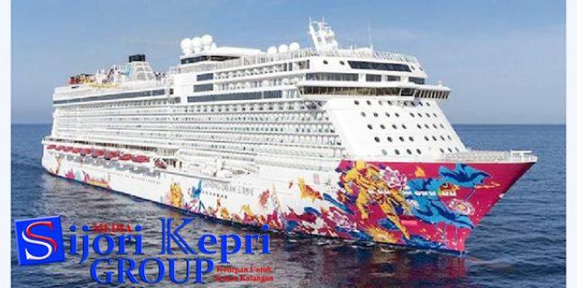 """Sabtu, Kapal Pesiar Genting Dream Cruise """"KUNJUNGI BINTAN"""""""