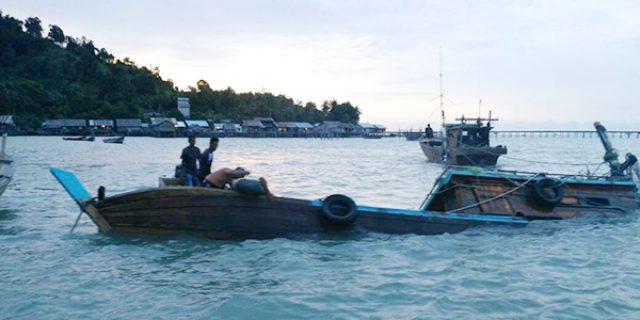 """Akibat Cuaca Buruk, Hingga Kini 3 Nelayan """"BELUM DITEMUKAN"""""""