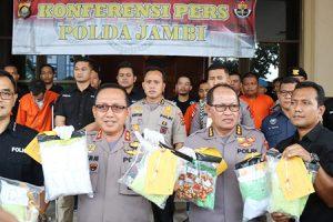 Pejabat Pemprov Kepri Ditangkap di Jambi