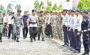 TNI, Polres dan Masyarakat Bintan, Siap Amankan Pelantikan Presiden