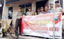 Selain Renovasi Rumah, Polres Karimun Beri Bantuan TV
