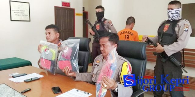 "Polres Natuna Ungkap Kasus ""HOMOSEKSUAL"""