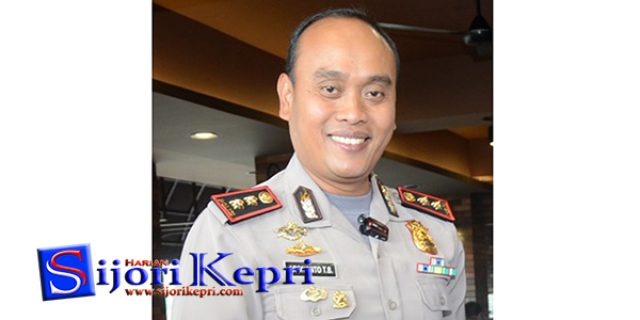 "Polres Tanjungpinang Amankan ""DUA PENGEDAR NARKOBA di POTONG LEMBU"""