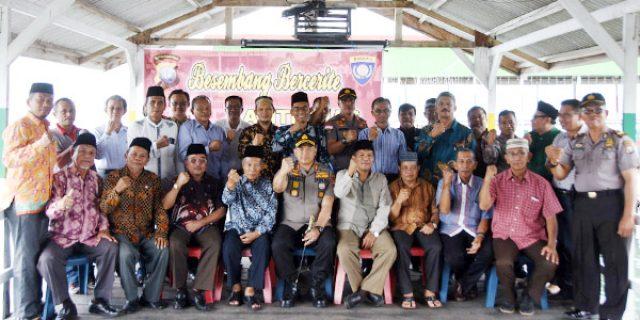 Kapolres Tanjungpinang Ajak Elemen Masyarakat Bijak Bermedsos