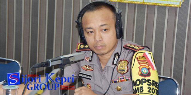 """Kapolres Tanjungpinang Ajak Warga """"PERANGI HOAKS"""""""
