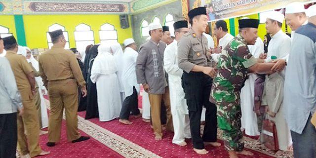 46 JCH Kecamatan Karimun Siap Diberangkatkan