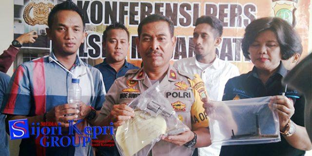 """Polsek Medan Satria, Bekuk Dua Pelaku Curanmor """"SPESIAL PARKIRAN"""""""