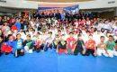 """18 Perguruan Karate Kepri Ikuti """"KEJURDA KARATE 2017"""""""