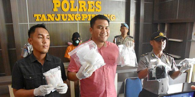 Warga Bukit Cermin dan Sei Beduk Diamankan Polres Tanjungpinang