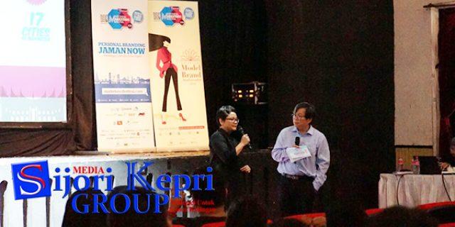 """BP Batam Ikuti Seminar """"PERSONAL BRANDING di ERA DIGITAL"""""""