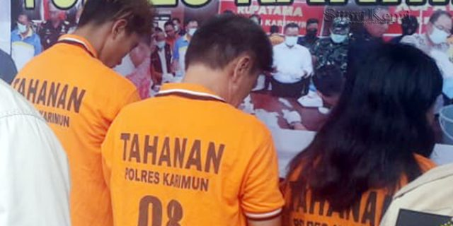 Kembali, Warga Tanjungpinang Minta Judi Sie Jie Ditiadakan