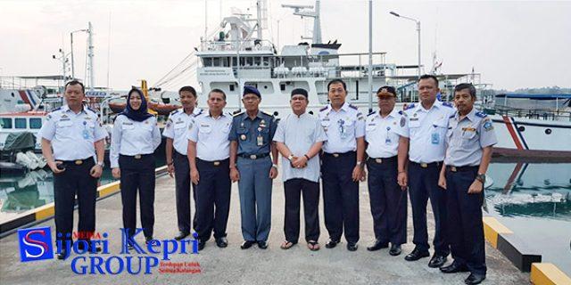 "VOC Batavia Angkut Mudik Gratis ""KE TAMBELAN"""