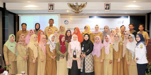 Kantor Bahasa Gelar Penyuluhan Penggunaan Bahasa Indonesia