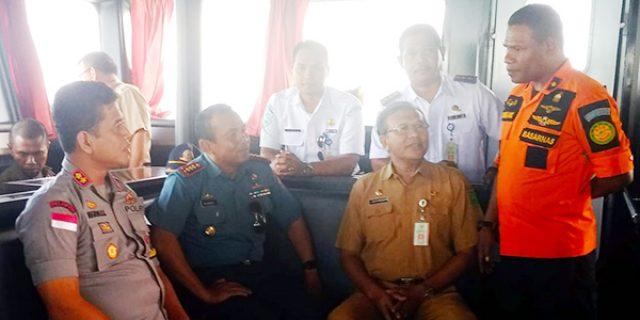 Gunakan KN Sasikirana 245, SAR Natuna Lakukan Patroli