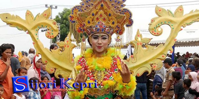 """100 Talent Hiasi Tanjungpinang """"DI KEPRI CARNIVAL"""""""