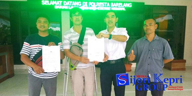 """Polresta Barelang Diminta Usut Tuntas """"KASUS PEMUKULAN"""" Anggota ADO"""