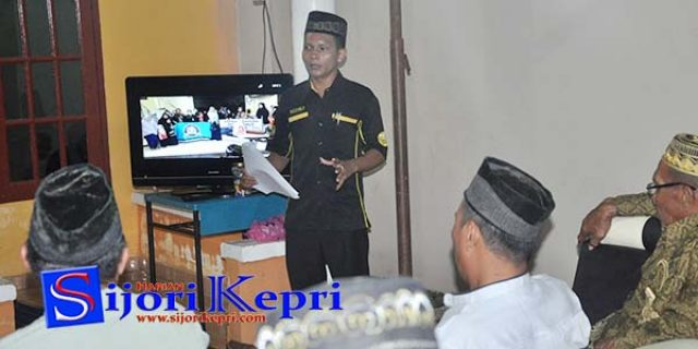 "Kepri Sosiality Ajak Warga ""GABUNG S3"""