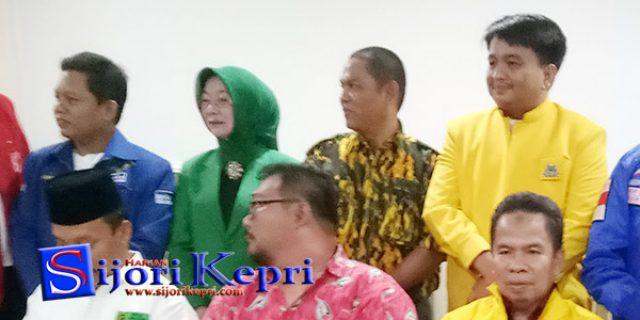 "Target Penetapan Paslon Cawako Koalisi Anak Pinang ""BULAN AGUSTUS"""