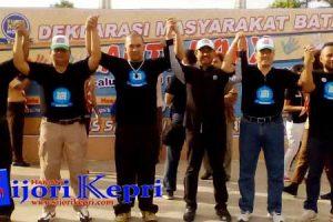 """Ketua DPRD Nuryanto Hadiri Deklarasi Bantax """"STOP HOAX"""""""