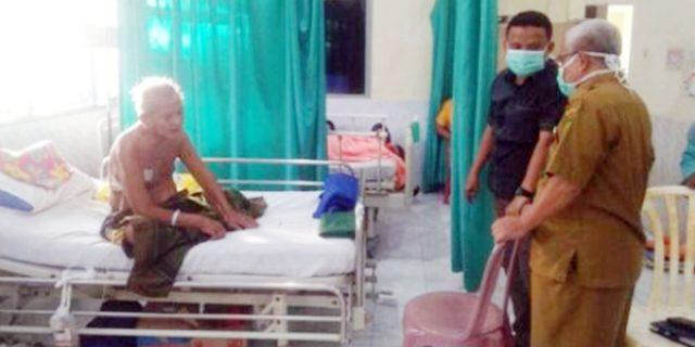 """Ketua DPRD Inhil Mendadak Kunjungi """"RSUD PURI HUSAHA"""""""