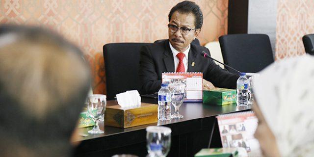 Jumaga Nadeak Dukung KPK Usut Dugaan Kasus Korupsi di Kepri
