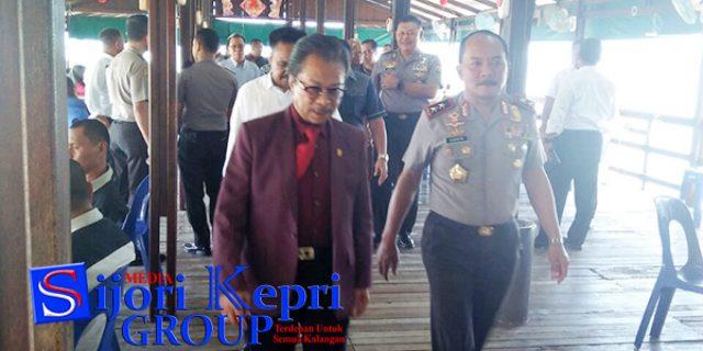 "DPRD Kepri Dorong Peningkatan ""TIPELOGI POLRES TANJUNGPINANG"""