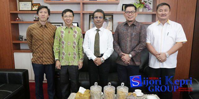 """DPRD Kepri Terima Kunjungan """"KONSUL SINGAPURA"""""""
