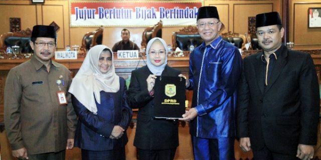 APBD Tanjungpinang 2020 Naik