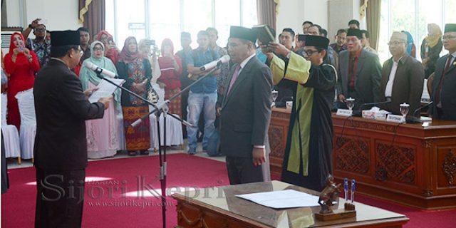"Sukandar Resmi Jadi Anggota ""DPRD TANJUNGPINANG"""