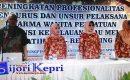 "DWP Kepri Sosialisasikan ""E-REPORTING"""