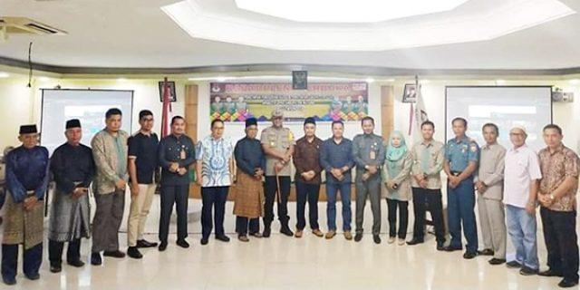 KPU Natuna Tetapkan Calon Terpilih Anggota DPRD Natuna