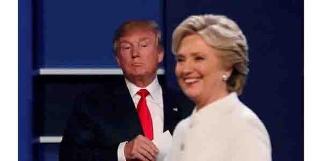 "Hillary dan Trump Akan Kembali ""DUEL"" dalam Serial TV"