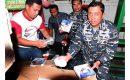 "Lantamal IV – TNI AL Tangkap Kapal ""KLM PUTRI SETIA"""