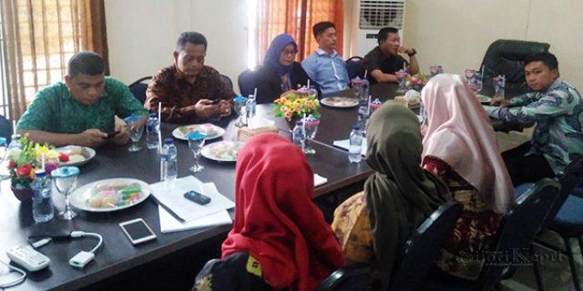 Komisi I DPRD Bintan Soroti Kinerja Aparatur Kecamatan Gunung Kijang