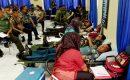 "Hari Jadi TNI AL ke 72 ""LANAL BATAM ADAKAN AKSI DONOR DARAH"""