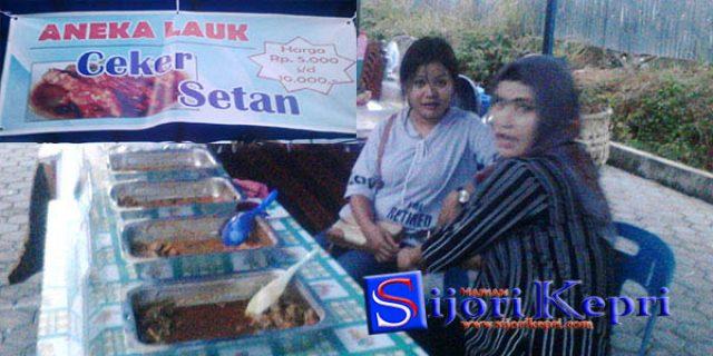"""Di Pinang, Ceker Setan Jadi Serbuan """"LAUK BUKA PUASA"""""""