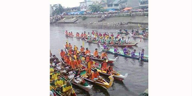 """Sekda Inhil : Bila Dikemas, Lomba Sampan Selodang """"BISA JADI EVEN BESAR"""""""