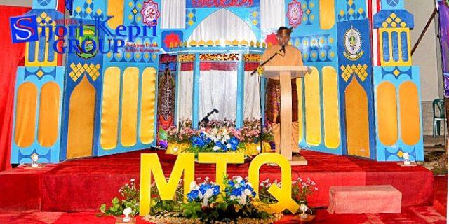 """79 Peserta Meriahkan MTQ Tingkat Kelurahan """"TANJUNG UNGGAT"""""""