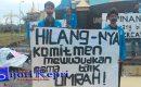 """Mahasiswa Demo """"KASUS KORUPSI WAREK II UMRAH"""""""