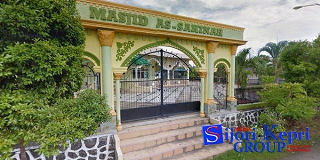 """Masjid As Sakinah Batu IX """"KURBAN 7 EKOR SAPI"""""""