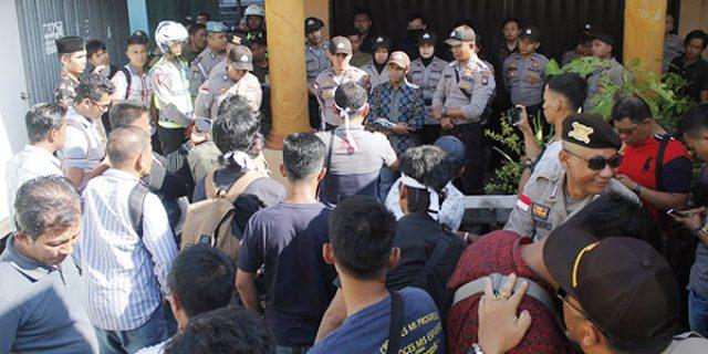AMPD Anambas Tuntut Komisioner Bawaslu Mundur