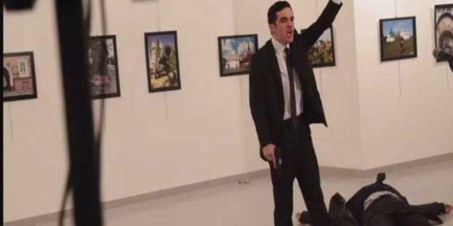 """Ini Dia Video """"DETIK-DETIK DUBES RUSIA DITEMBAK"""""""