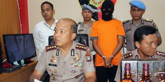 Pegawai Dishub Batam Ditangkap